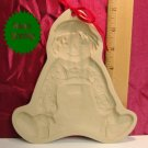 Brown Bag Art 1986 Boy Doll Cookie Press without Book
