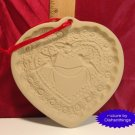 Brown Bag Art 1985 Victorian Heart Cookie Press no Book