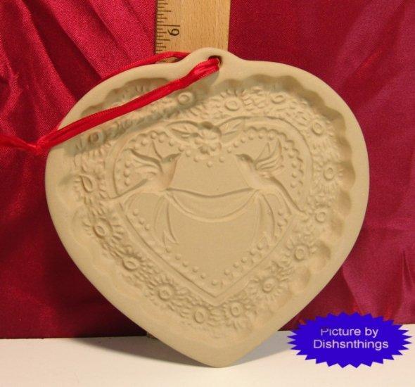 Brown Bag Art 1984 Victorian Heart Cookie Press no Book