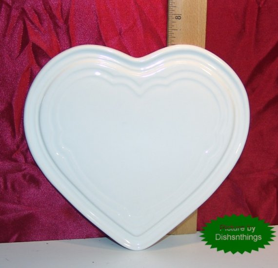 Pfaltzgraff GAZEBO Heart Shape Trivet MINT/USA/RARE