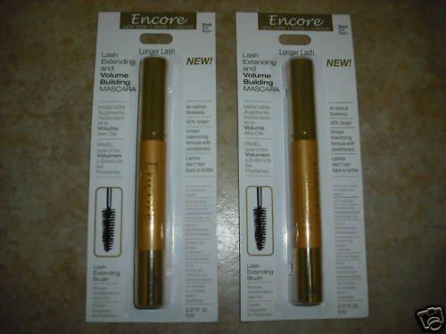 Encore Mascara. High end mascara with lash extending