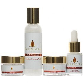 Goldfaden Red Tea Acne Solution Kit 4 piece