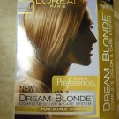 LOT OF 5 NEW LOREAL DREAM BLONDE. 7 DARK BLONDE