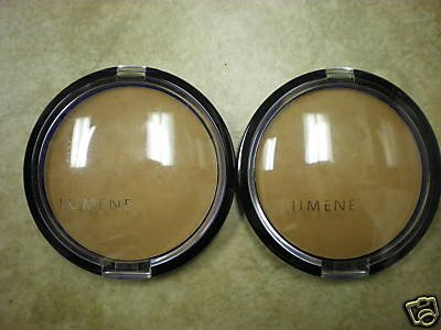 *2* LUMENE AIR-GLOW BRONZER POWDER. 2 LIGHT GLOW
