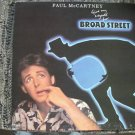 PAUL McCARTNEY-GIVE MY REGARDS TO BROAD STREET-NM LP