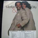 MARILYN McCOO & BILLY DAVIS JR.-MARILYN & BILLY - PROMO