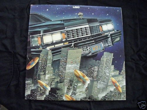 LIMO-PROMO FROM WARNER BROS. VARIOUS ARTISTS  2 LP - NM