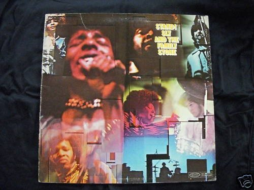 SLY AND THE FAMILY STONE - STAND - EPIC LP -STEREO