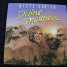 BETTE MIDLER - DIVINE MADNESS - ATLANTIC LP - NM -PROMO