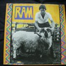 RAM BY PAUL AND LINDA McCARTNEY - GATEFOLD LP -APPLE