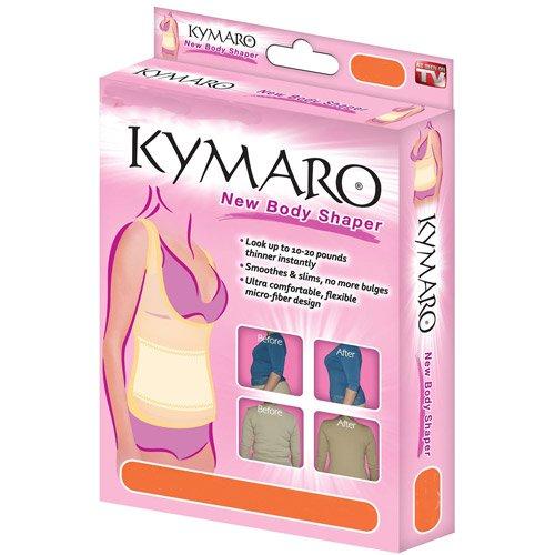 Kymaro new body shaper, Nude 3xLarge, Kymaro Shapewear   (TOP ONLY)