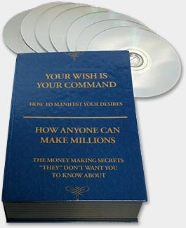 Your Wish is Your Command 14-CD Set (Trudeau) | Get $100 BONUS! | GIN Invite Incl.!