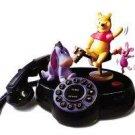 DISNEY PHONES DISNEYS POOH & FRIENDS TALKING ANIMATED PHONE