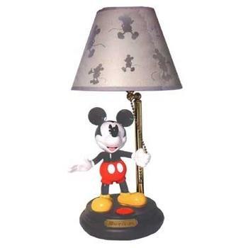 DISNEY DISNEYS ANIMATED MICKEY LAMP