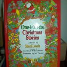 One-Minute Christmas Stories, Lewis, Shari 1987