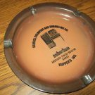 "PORCELAIN ENAMELED ""SUBURBAN RANGE KUPPERS INC"" VINTAGE ADVERTISING ASHTRAY"