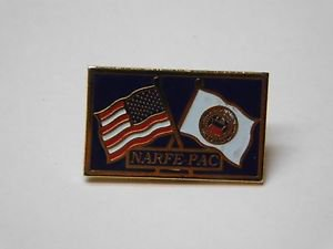 Vintage NARFE-PAC LAPEL PIN  National Association Of Retired Federal Employees