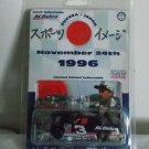 DALE EARNHARDT NOV. 24TH, 1996 SUZUKA JAPAN AC DELCO DIE CAST CAR  NEW*