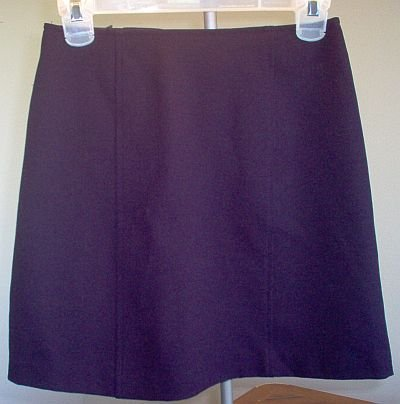 purple Wrapper mini skirt size 7/8 grape flirty sexy in excellent condition