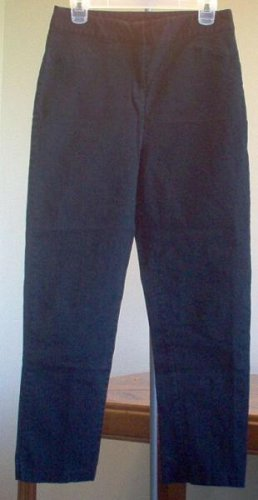 excellent condition Fashion Bug size 14 black slim pants stretch
