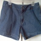 OUTBACK RIDER jean shorts size 12 like new excellent condition