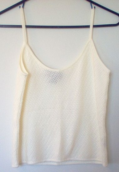 BRAND NEW Company by Ellen Tracy size M medium acrylic sweater tank NWOT