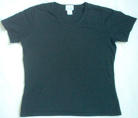good condition Ann Taylor Loft size small black shirt with bonus gift