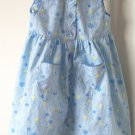 brand new Just Friends size 3T blue sundress dress nwot