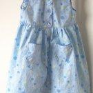 brand new Just Friends size 3T blue sundress dress nwot