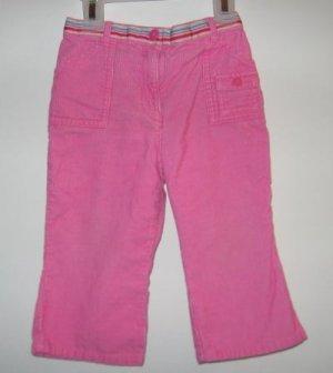 Sweet Cupcake corduroy pants 18-24 months pink Gymboree cords
