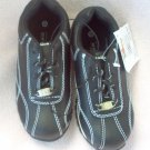 brand new Lil Romeo NIB NWT size 10 1/2 boys black sneakers shoes