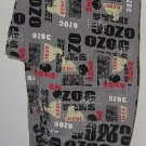 OZOC Fashion Source gray jeans funky 31 inch waist urban