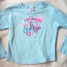 EUC DISNEY PRINCESS size 6x long sleeved CINDERELLA tee excellent condition