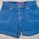 LIKE NEW SO.. So Real So Right jean shorts size 12 1 2