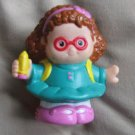 2001 Fisher Price Little People MAGGIE school bag