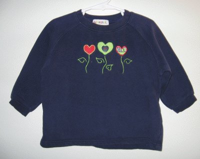 Vintage Gymboree Cape Cod 1997 sweatshirt size small 5 6