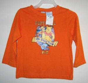 brand new Boys Disney Tigger Long Sleeve Tee size 24 months NWT