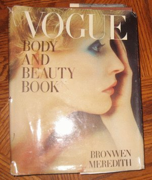 vintage 1977 Vogue Body and Beauty Book Meredith nice collectible