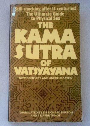 Book: Kama Sutra of Vatsyayana pb complete unexpurgated