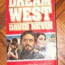 Book: Dream West David Nevin 1983 paperback good condition
