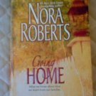 Book: Going Home by Nora Roberts excellent condition