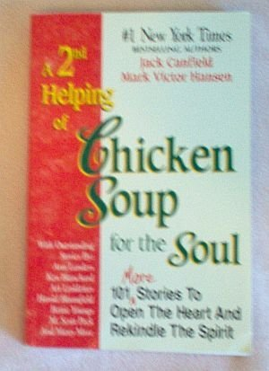 book: 2nd Helping of Chicken Soup for the Soul good condition