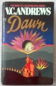 VC V.C. Andrews Dawn paperback book excellent condition