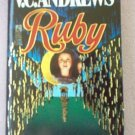 Book: VC V. C. Andrews Ruby 1994 V C good condition