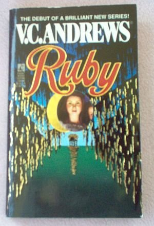 Book: VC V. C. Andrews Ruby 1994 V C good condition