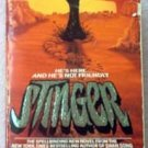 Book: Stinger by Robert R. McCammon fair used condition