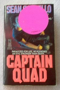 Book: Captain Quad by Sean Costello used