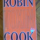 book: hardcover with dustjacket Toxin Robin Cook good condition