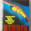 Utopia by Lincoln Child excellent condition book