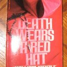 Death Wears a Red Hat by William Kienzle 1980 softcover EUC
